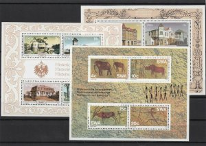 South West Africa mint never hinged stamps 8029