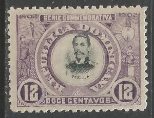 DOMINICAN REPUBLIC 148 MOG Z4785-4