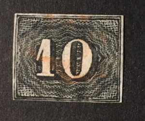 Brazil Sc. #21, used