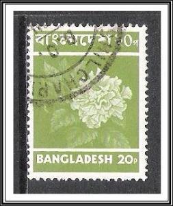 Bangladesh #46 Hibiscus Used