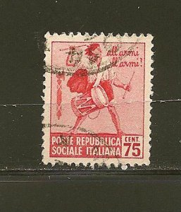 Italian Social Republic 28 Used