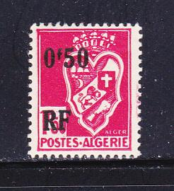Algeria 190 Set MH Coat of Arms (A)