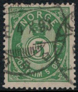 Norway #39c  CV $4.50