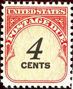 U.S. #J92 MINT OG NH Thin