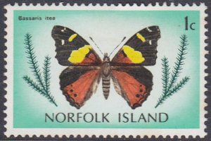 Norfolk Island 1976  SG179 UHM