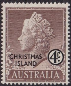 Christmas Island #2 Mint
