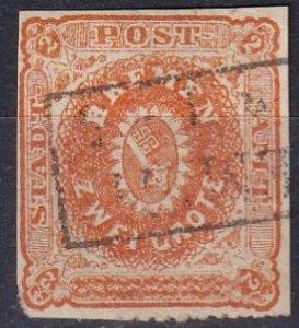 Bremen #11  Used CV $325.00 (Z7130)