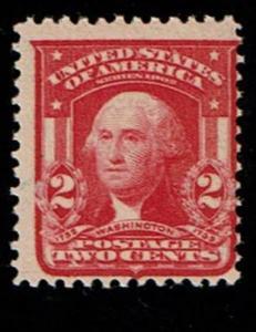 Scott #319Fk Fine-OG-LH. SCV - $70.00