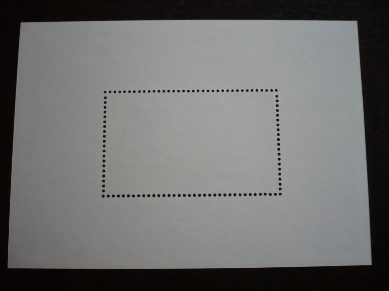 Chad - Souvenir Sheet - Zeppelin