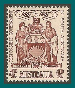 Australia 1957 Government, MNH #304,SG296