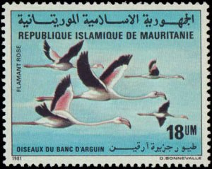 1981 Mauritania #506-507, Complete Set(2), Never Hinged