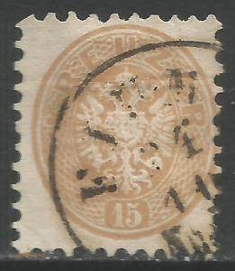 AUSTRIA 26 VFU M414-3