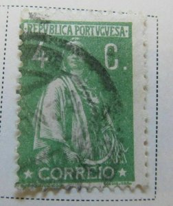 A5P43F165 Portugal 1912-31 4c used