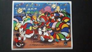 Disney - Antigua & Barbuda 1994. ** MNH Block