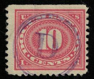 Documentary, 10 cents, USA (Т-8191)