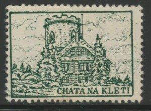 Chata na Kleti Cinderella Poster Stamp Reklamemarken A7P4F780