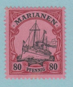 MARIANEN 25 MINT NEVER HINGED OG **  NO FAULTS VERY  FINE !