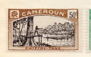 French Cameroon 1931 Early Issue Fine Mint Hinged 50c. 153029