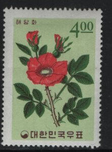 KOREA, 461, HINGED, 1965, Sweetbriar