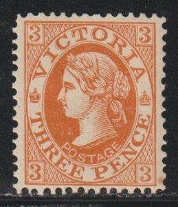 Victoria  SC 198  Mint  Hinged