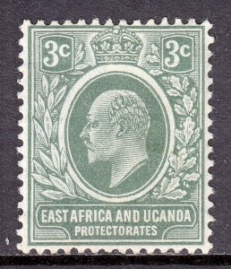 East Africa and Uganda - Scott #32 - MH - SCV $17.50