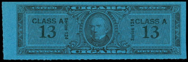 U.S. REV. TAXPAIDS-CIGAR TC2508a  Mint (ID # 63340)