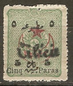 Cilicia 65 Y&T 39 MNH F/VF 1919 SCV $17.50