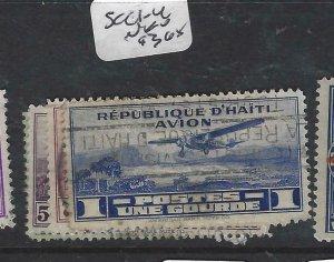 HAITI  (P1606B)    SC C1-4   VFU