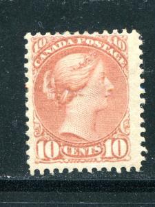 Canada #45 Mint  F- VF  O.G.