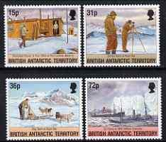 British Antarctic Territory 1994 50th Aniiv of Operation ...