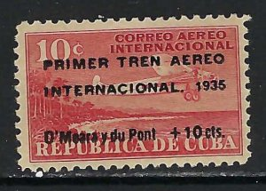 CUBA C16 MOG AIRPLANE J136-2