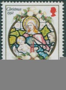 Isle Of Man 1992 SG532 17p Christmas MNH