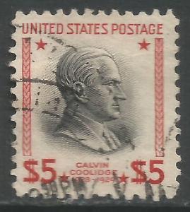 UNITED STATES 834 VFU W325-1