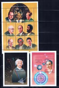 Sierra Leone 1843-49 NH 1995 Sheets