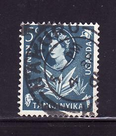 Kenya, Uganda, Tanzania 120 U Queen Elizabeth II (A)