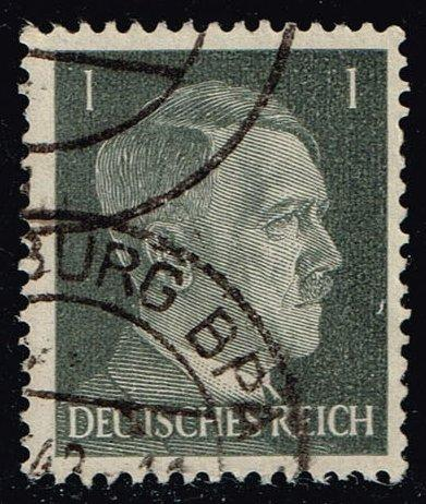 Germany #506 Adolph Hitler; Used (0.30)