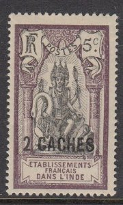 French India 55 mint