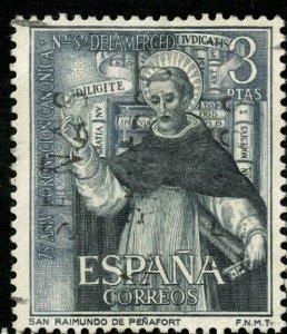 Spain, (2907-т)