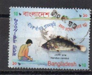 Bangladesh 705 used