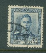 New Zealand  SG 609 Fine Used -  unchecked