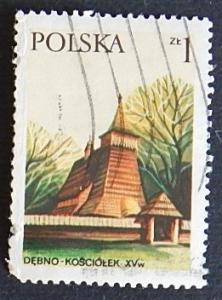 Poland, (1037-T)