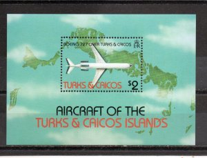 Turks and Caicos 539  MNH .