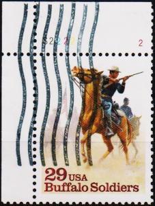 U.S.A. 1994 29c (Plate No.S2222 2) S.G.2885 Fine Used