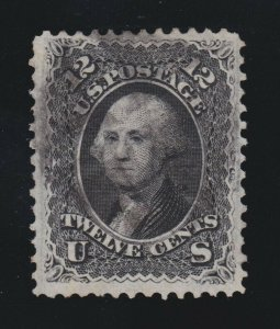 US 97 12c Washington Used VF SCV $250  GREAT COLOR VERY FRESH!