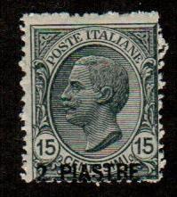 Italy Offices In Turkish Empire #22  Mint  Scott $6.00