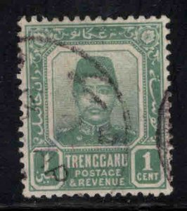 Malaya Trengganu Scott 1 Used