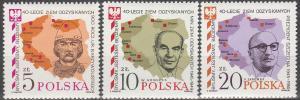 Poland #2673-5  MNH VF (V2672)