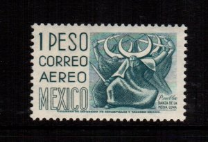 Mexico  C220P  MNH cat $ 13.00  11 1/2 by 11  111