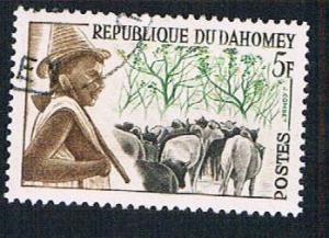 Dahomey 162 Used Herdsman (BP08626)