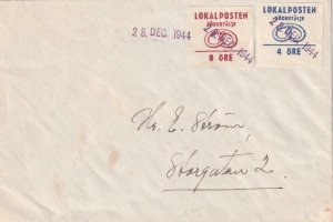 1944, Sweden Local Post (41488)
